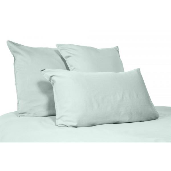 taie oreiller viti celadon harmony planete deco tissus au m tre mercerie d co confection. Black Bedroom Furniture Sets. Home Design Ideas