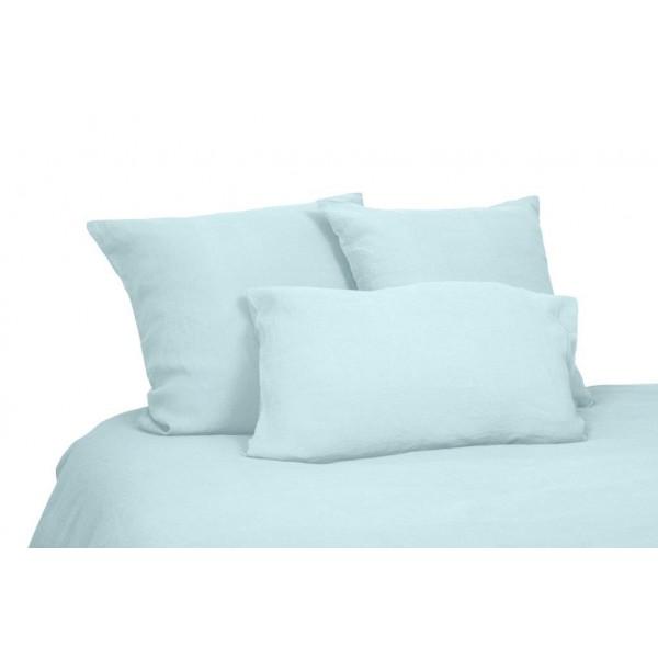housse de couette viti glacier harmony planete deco tissus au m tre mercerie d co. Black Bedroom Furniture Sets. Home Design Ideas